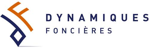 logo dynamiques foncieres cabinet d'experts fonciers