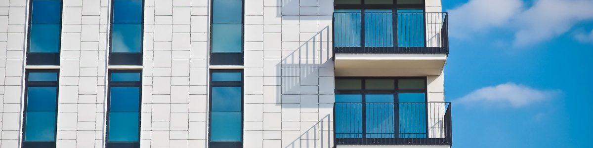 représentation photographique d'un immeuble